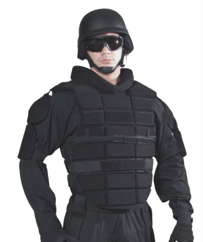 Damascus DCP2000 Upper Body and Shoulder Protector, Exten...