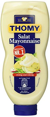 Thomy Salat- mayonnaise PET-Fl., 8er Pack (8 x 450 ml)