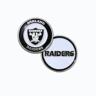 Oakland Raiders Ball Marker Set