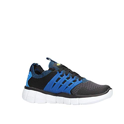 Equalizer Grey Blue Skechers Formateurs Garçon Royal Noir Turbopulse 0 2 6w0qda