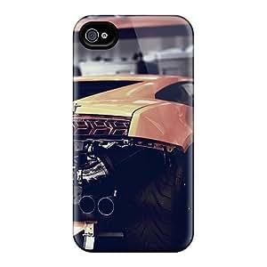 Fashion LmoIrxb4403QQTFM Case Cover For Iphone 4/4s(lambo Repair)