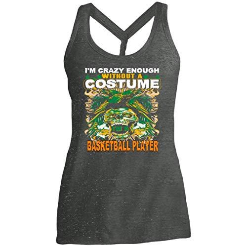 Women's Basketball Player Costume Halloween Funny Gifts Shirt
