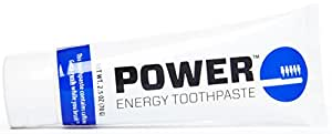 Power Toothpaste - Caffeinated Energy Toothpaste