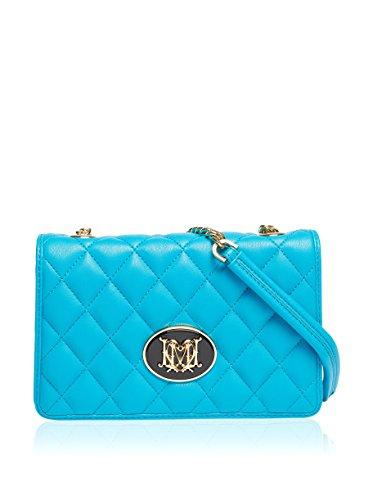 Love Moschino , Sac pour femme à porter à l'épaule bleu bleu ciel