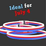 "Lumistick 22"" Triple Wide Neon Glow Stick Necklaces 