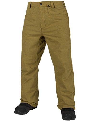 Volcom Snowboarding Pants (Volcom Carbon Pant - Men's Moss, XXL)