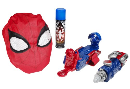 Spider Man 3 Hasbro - Hasbro Spider-Man 3 Deluxe Spinning Web Blaster