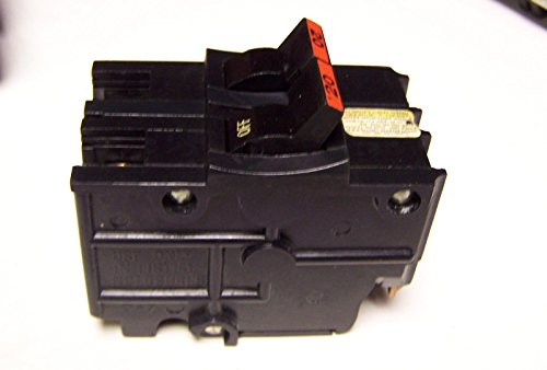 1- Federal Pacific 2 pole 20 amp circuit breaker NA NA220 THICK TYPE FPE by FPE (Image #1)