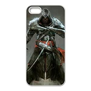 Assassin'S Creed iPhone5s Cell Phone Case White yyfabb-115745