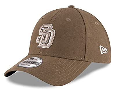 """San Diego Padres New Era MLB 9Forty """"The League"""" Adjustable Hat - Alternate"""