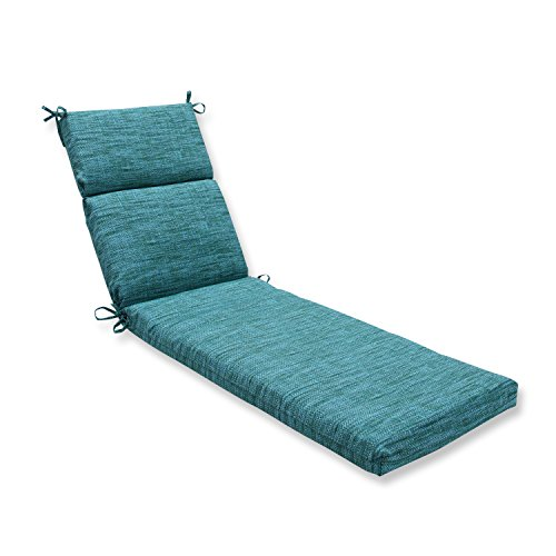 Cheap Pillow Perfect Outdoor/Indoor Remi Lagoon Chaise Lounge Cushion
