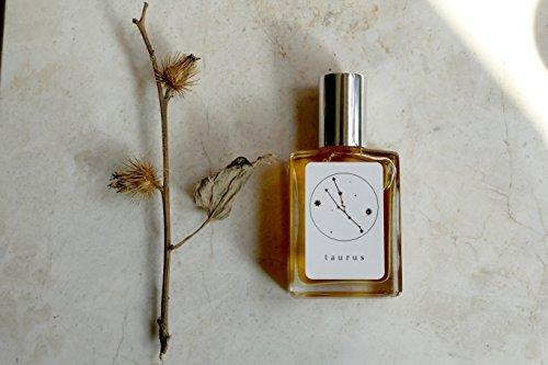Taurus Zodiac Aromatherapy Perfume by Intuitive Essence
