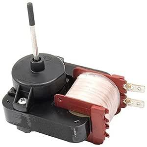 Spares2go - Motor de ventilador sin escarcha para refrigerador ...