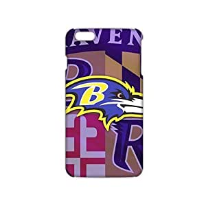 Baltimore Ravens 3D Phone Case for Iphone 6