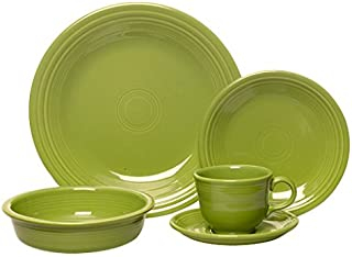 product image for Fiesta 5-Piece Place Setting, Lemongrass
