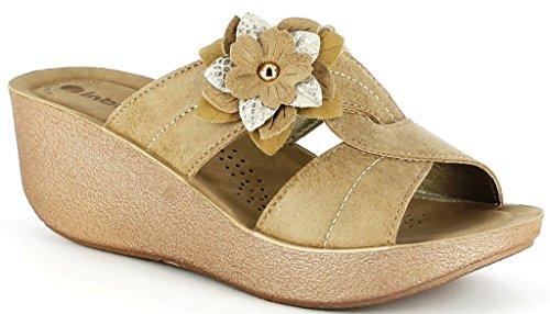 Zf Scalzati Sandali Donna 31 Linea Benessere Naturale Iinblu Mod 5ZIwqwP