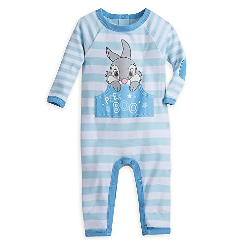 [Disney Thumper Coverall for Baby (0-3 Months)] (Thumper Disney)