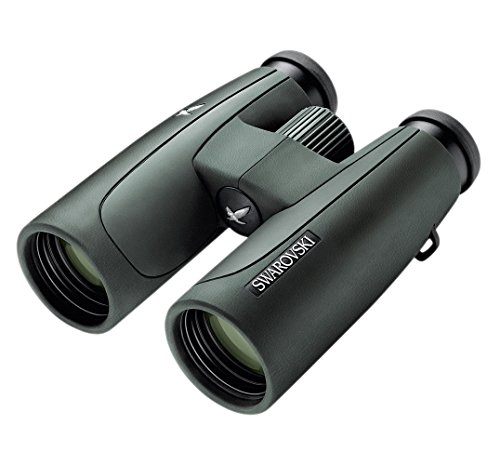 Swarovski SLC 10x42 Waterproof Binoculars with FieldPro Package, Green (Green Swarovski Glass)