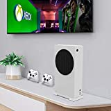 Vertical Stand for Xbox Series S Console, Xbox