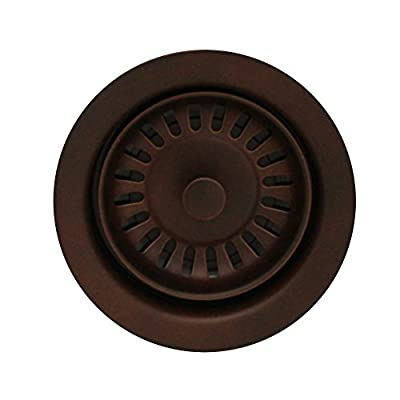 Kitchen Sink Extended Disposer Trim/Basket Strainer for Deep Fireclay Sinks