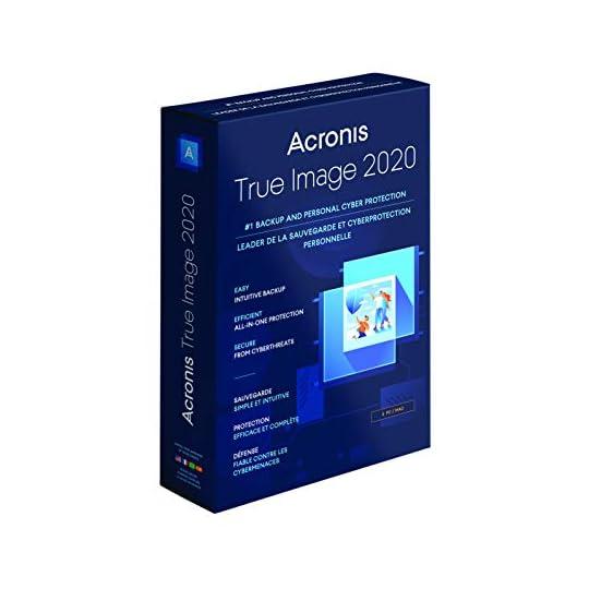 Acronis True Image 2020 – 5 Computer