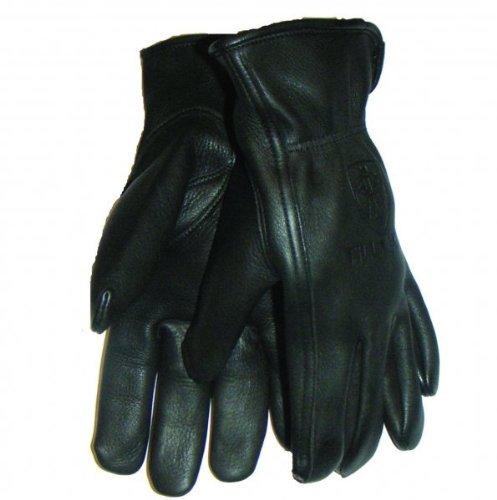 Unlined Grain Deerskin Glove - 6