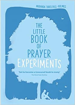 The little book of Prayer Experiments book cover