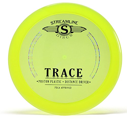Streamline Discs Proton Trace Disc Golf Distance Driver (170-175g / Colors May Vary)