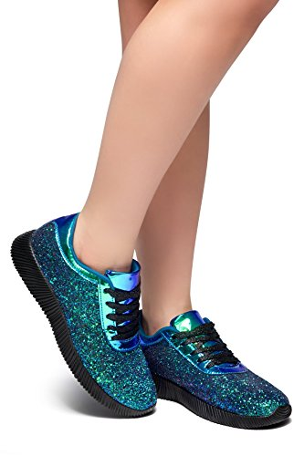 Glitter Shoes - 8