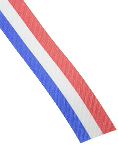 Offray Tri-Stripe Ribbon 7/8