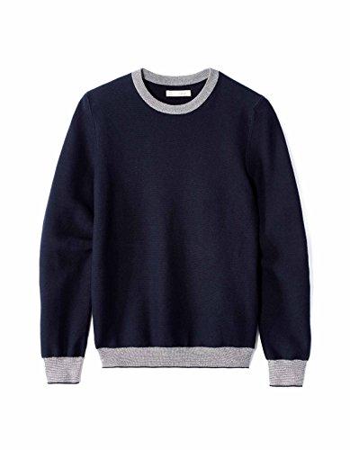 Celio maglione Ledinard scuro blu blu uomo r71wxz0r