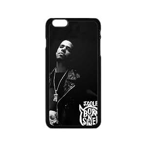 J. Cole Born Sinner Black iPhone 6 case