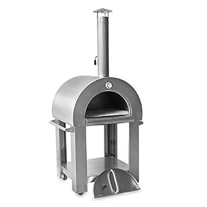 Amazon.com: Thor Cocina Horno de pizza de acero inoxidable ...