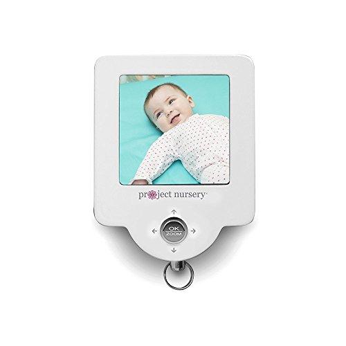 "Project Nursery 1.5"" Audio Video Mini Monitor"