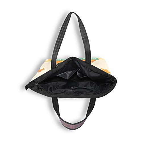 Bolso multicolor para mujer Ahomy hombro al AdCnx1wqF