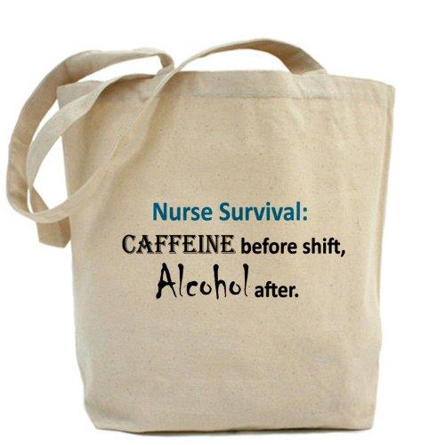 CafePress bolsa para herramientas de bolsa para herramientas de supervivencia - de enfermera