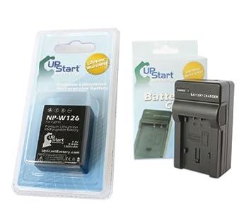 Amazon.com: Fujifilm X-E2, Batería y Cargador – Reemplazo ...