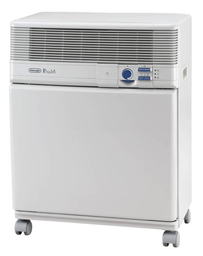 Factory Reconditioned DeLonghi PAC260SRB Energy Saving Portable Air Conditioner, 9000 BTUs by DeLonghi