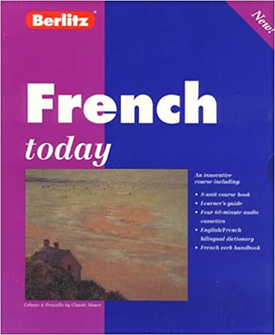 Berlitz French Book