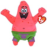 Ty Beanie Babies Patrickstar Best Day Ever