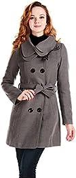 Amazon.com: Grey - Wool &amp Blends / Wool &amp Pea Coats: Clothing