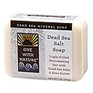 Dead Sea Salt Soap Bar in 2020 | Sea salt soap, Paraben
