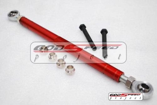 Tower Wrx Rear Bar Strut (Godspeed Nissan 240sx S13 S14 Sr20det Sr20 Rear Lower Super Lower Tie Bar)