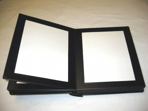 Elegant 8x10 Black Slip In Weddingparent Photo Album Holds 30