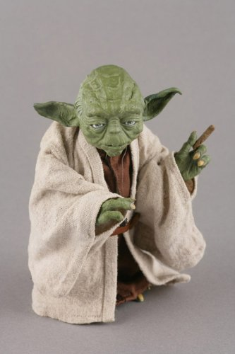 Star Wars Yoda Vinyl Collectible Designer Doll by Medicom