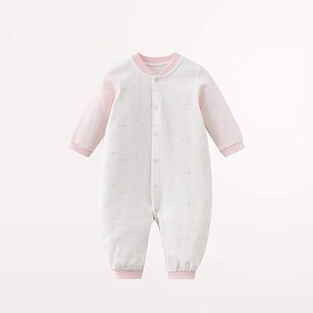 Ropa de bebé recién Nacidos Jumpsuit otoño Ropa Hombres y Mujeres bebé algodón Ropa otoño Mono: Amazon.es: Hogar