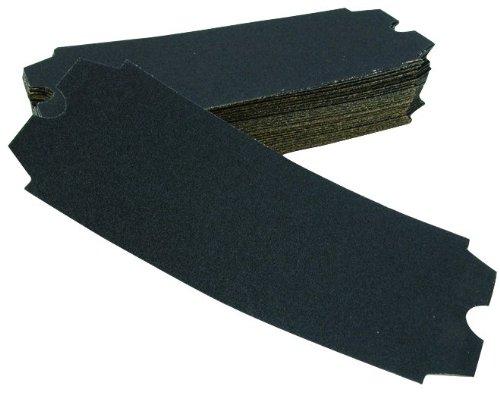 100 Sheets//Box MARSHALLTOWN The Premier Line 815 150-Grit Die-Cut Sandpaper