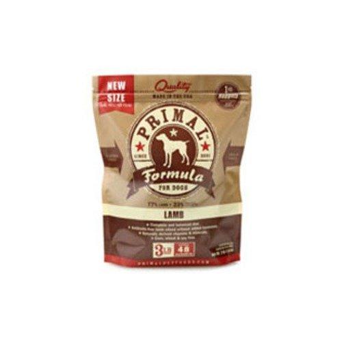 Primal Canine Raw Frozen Lamb Formula - 6lb