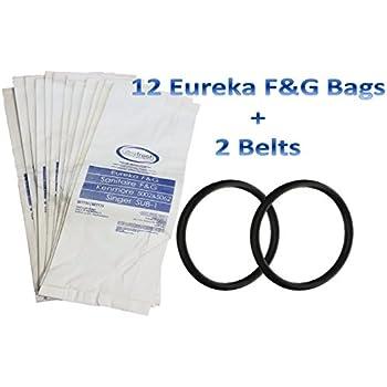 Amazon Com Genuine Eureka F Amp G Vacuum Bag 54924c 10