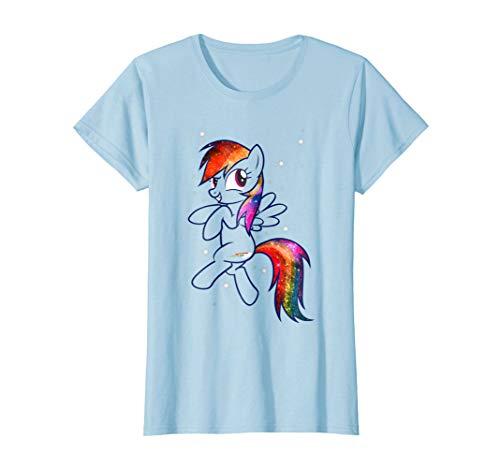 My Little Pony Rainbow Dash Glitter Mane -